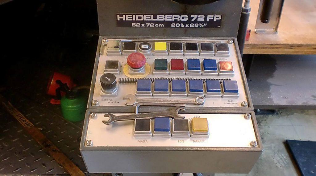 Heidelberg Sm 72 Fp